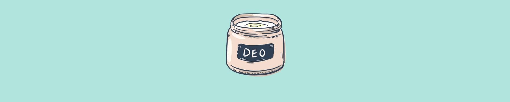 deocreme zero waste plastikfrei deo