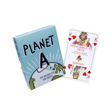 Planet A Spielköpfe